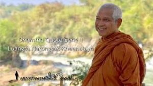 Dhamma Quote Series 1 (English Version)