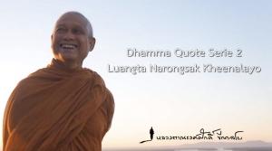 Dhamma Quote Series 2 (English Version)